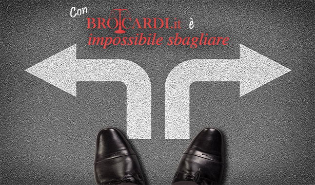 Con Brocardi.it è impossibile sbagliare